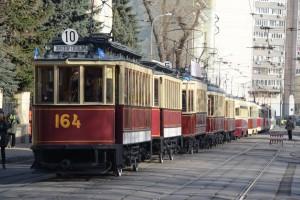 На Бульварном кольце могут появиться экскурсионные ретро-трамваи