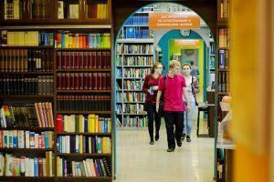 Кандидат наук расскажет о строении человеческого тела в библиотеке №14. Фото: Антон Гердо, «Вечерняя Москва»