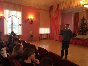 Председателя Молодежной палата Замоскворечья наградили грамотой. Фото предоставил Александр Сидоров