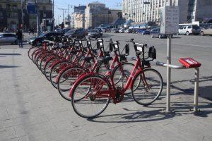 Депутат Мосгордумы Артемьев: Велоинфраструктура города должна быть удобной для жителей. Фото: архив, «Вечерняя Москва»