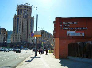 Реставрацию главного входа проведут в Театральном музее. Фото: Анна Быкова