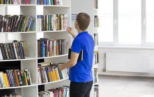 Презентация книг состоялась в библиотеке №14. Фото: официальный сайт мэра Москвы