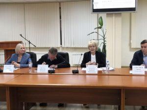Глава управы провела заключительную встречу с жителями района в 2018 году. Фото: Мария Иванова