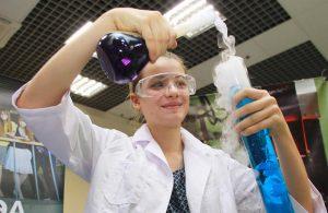 Онлайн-программу подготовят сотрудники районного детского центра ко Дню науки.Фото: Наталия Нечаева, «Вечерняя Москва»
