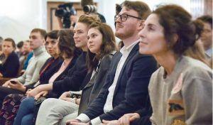 Спектакль покажут участники театрального коллектива Плехановского университета.Фото: Анна Быкова