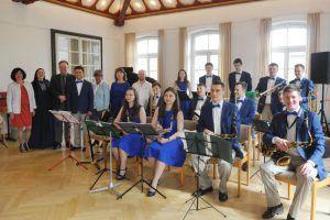 Концерт в честь Международного женского дня пройдет в районном музыкальном училище. Фото: Александр Кожохин, «Вечерняя Москва»