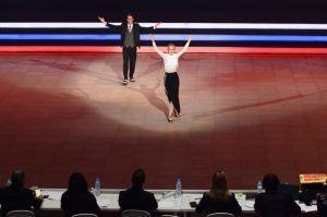 III блок чемпионатов и первенств России по танцевальному спорту! Фото: Александр Кожохин, «Вечерняя Москва»