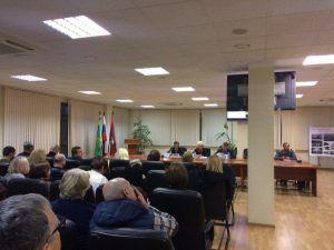 Глава управы района Замоскворечье Наталья Романова провела встречу с местным населением. Фото: Мария Иванова
