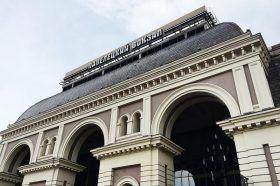 Павелецкий вокзал предложили переименовать. Фото: Анна Быкова