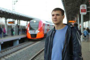 Свыше 93,2 миллионов человек стали пассажирами МЦК с начала 2019 года. Фото: Алексей Орлов, «Вечерняя Москва»