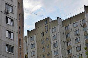 Фасад отремонтируют в жилом доме района. Фото: Анна Быкова