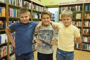 Лекцию для детей проведут в районной библиотеке. Фото: Антон Гердо, «Вечерняя Москва»