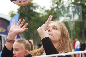 Началась регистрация команд по волейболу в Плехановском университете. Фото: Наталия Нечаева, «Вечерняя Москва»