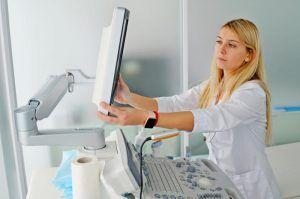 В Москве усиливается кадровый потенциал первичного звена медицины. Фото: Светлана Колоскова, «Вечерняя Москва»