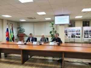 Встреча с главой управы района Замоскворечье Натальей Романовой прошла 15 января. Фото: Зифа Хакимзянова