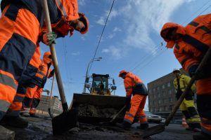 Хордовые магистрали достроят к 2023 году в Москве. Фото: Александр Кожохин, «Вечерняя Москва»