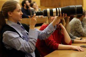 Открытую лекцию проведут в Школе дизайна Высшей школы экономики. Фото: Алексей Орлов, «Вечерняя Москва»