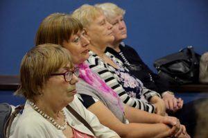 Жители старшего поколения посмотрели концерт в филиале «Замоскворечье». Фото: Анна Быкова