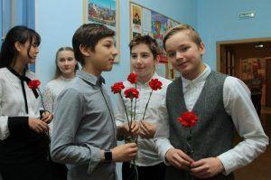 Всероссийский «Урок мужества» организуют весной в школах Москвы. Фото: Наталия Нечаева, «Вечерняя Москва»