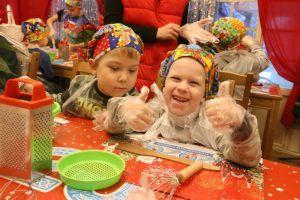 Большая часть занятий рассчитана на детей. Фото: Виктор Хабаров, «Вечерняя Москва»