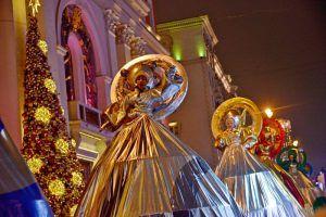 Гостями «Путешествия в Рождество» стали уже более 21 млн человек. Фото: Наталья Феоктистова, «Вечерняя Москва»