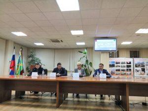 Встреча главы управы района Замоскворечье Натальи Романовой прошла 19 февраля. Фото: Зифа Хакимзянова