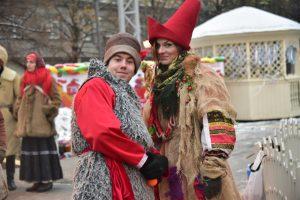 Праздник «Веселая ярмарка» организуют в районе. Фото: Антон Гердо, «Вечерняя Москва»