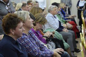 Праздничную программу организовали в филиале «Замоскворечье». Фото: Анна Быкова