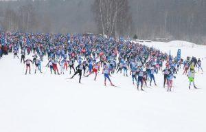 Сотрудники Плехановского университета проведут лыжный турнир. Фото: Наталия Нечаева, «Вечерняя Москва»