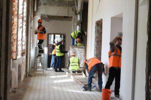 Капитальный ремонт проведут в одном из корпусов Морозовской больницы. Фото: Владимир Новиков, «Вечерняя Москва»