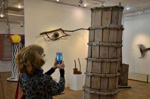 Выставка трех российских художников пройдет в Школе дизайна Высшей школы экономики. Фото: Анна Быкова