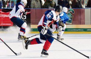 Участниками хоккейного матча станут студенты Плехановского университета. Фото: сайт мэра Москвы