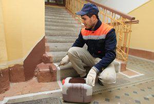 Капитальный ремонт осуществят в жилом доме района. Фото: Наталия Нечаева, «Вечерняя Москва»
