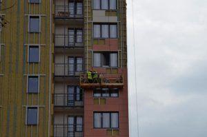Работы по капитальному ремонту проведут в жилом доме в районе. Фото: Анна Быкова