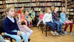 Праздничное мероприятие «Слово о книге» пройдет в детском отделе библиотеки №13. Фото: Анна Быкова