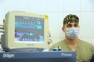 Еще один стационар готовится принять заболевших коронавирусом. Фото: Светлана Колоскова, «Вечерняя Москва»