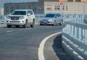 Новый путепровод через МЦК открыли в Москве. Фото: сайт мэра Москвы