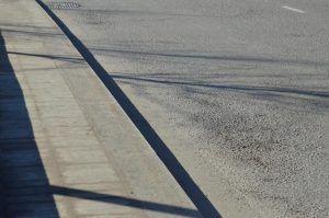 Дорожное полотно привели в порядок в одном из переулков района. Фото: Анна Быкова