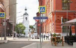 Проект «Памятники центра» запустили в ГБУ «Центр». Фото: сайт мэра Москвы