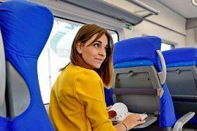 Более 2,3 миллиона поездок совершили москвичи на метро и МЦК. Фото: Пелагия Замятина, «Вечерняя Москва»