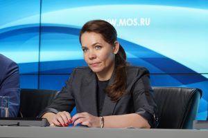 Заместительмэра МосквывПравительстве Москвыпо вопросам социального развитияАнастасия Ракова