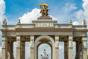 Центральный дом автоспорта откроется на ВДНХ осенью 2021 года. Фото: официальный сайт мэра Москвы