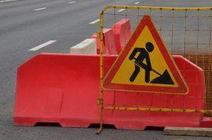 Две улицы в районе закроют для проезда машин в период ремонтных работ. Фото: Анна Быкова