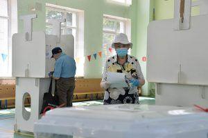 Наблюдатели заявляют о легитимности голосования в Москве. Фото: Пелагия Замятина, «Вечерняя Москва»