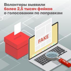 Жителей столицы предупредили о фейках на тему голосования по поправкам в Конституцию России