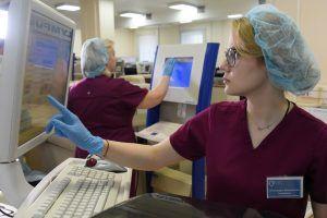 Горожане будут посещать врачей 25 поликлиник по новым адресам. Фото: Владимир Новиков, «Вечерняя Москва»