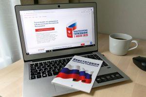 Депутат МГД Олег Артемьев: Электронное голосование станет частью новой электоральной культуры. Фото: сайт мэра Москвы