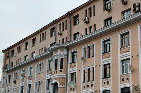 Подвал в бывшем доходном доме купца Алексея Дурилина выставили на торги. Фото: сайт мэра Москвы