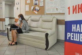 Итоги дистанционного голосования подведут 1 июля. Фото: сайт мэра Москвы