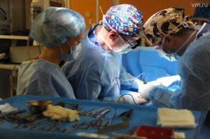 Врачи Морозовской больницы спасли зрение подростку. Фото: Светлана Колоскова, «Вечерняя Москва»
